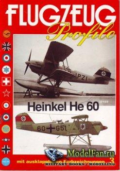 Flugzeug Profile Nr.3 - Heinkel He 60