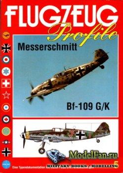 Flugzeug Profile Nr.5 - Messerschmitt Bf-109 G/K