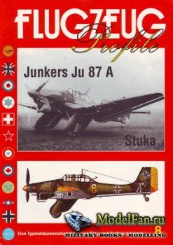 Flugzeug Profile Nr.8 - Junkers Ju-87A Stuka