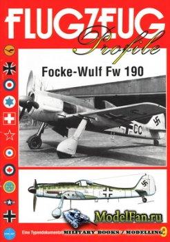 Flugzeug Profile Nr.9 - Focke-Wulf Fw 190