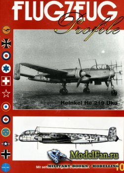 Flugzeug Profile Nr.10 - Heinkel He 219 Uhu
