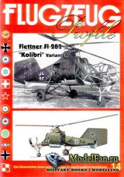 Flugzeug Profile Nr.14 - Flettner Fl 282