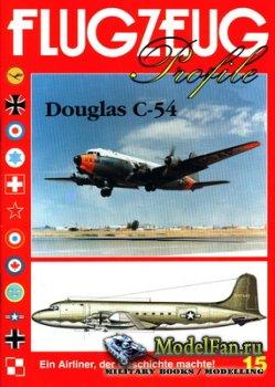 Flugzeug Profile Nr.15 - Douglas C-54
