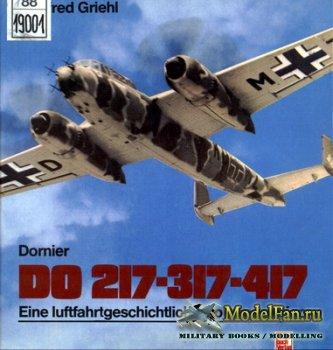 Motorbuch Verlag - Dornier Do 217-317-417 (Eine luftfahrtgeschichtliche Dok ...