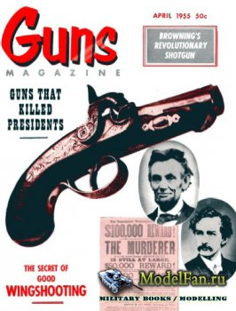 Guns Magazine (April 1955)