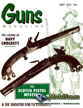 Guns Magazine (May 1955)