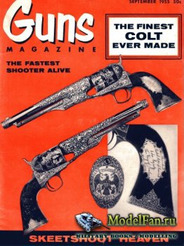 Guns Magazine (September 1955)