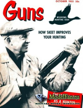 Guns Magazine (October 1955)