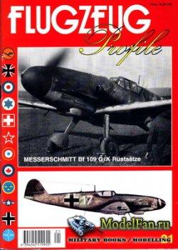Flugzeug Profile Nr.21 - Messerschmitt Bf 109 G/K Rustsatze