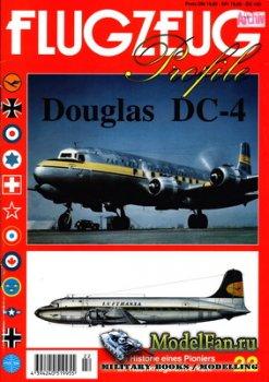 Flugzeug Profile Nr.22 - Douglas DC-4