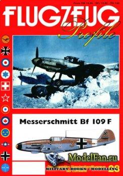 Flugzeug Profile Nr.28 - Messerschmitt Bf 109 F