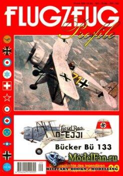 Flugzeug Profile Nr.29 - Bucker Bu 133