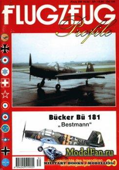 Flugzeug Profile Nr.30 - Bucker Bu 181