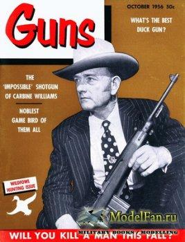 Guns Magazine (October 1956)
