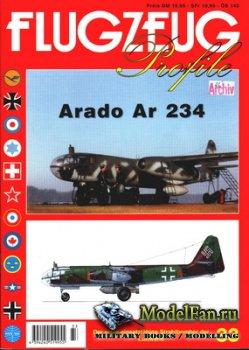 Flugzeug Profile Nr.33 - Arado Ar-234