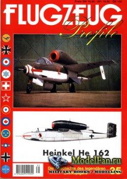 Flugzeug Profile Nr.35 - Heinkel He-162