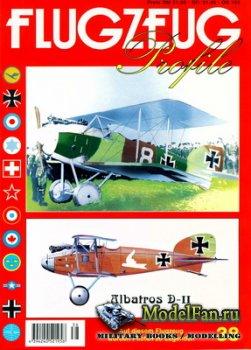 Flugzeug Profile Nr.38 - Albatros D-II