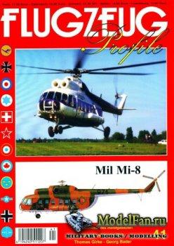 Flugzeug Profile Nr.41 - Mil Mi-8