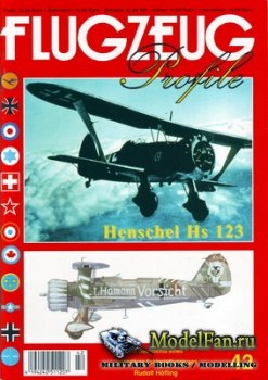 Flugzeug Profile Nr.42 - Henschel Hs-123