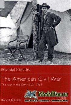 Osprey - Essential Histories 5 - The American Civil War 1863-1865