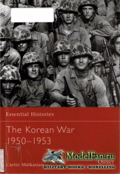 Osprey - Essential Histories 8 - The Korean War 1950-1953