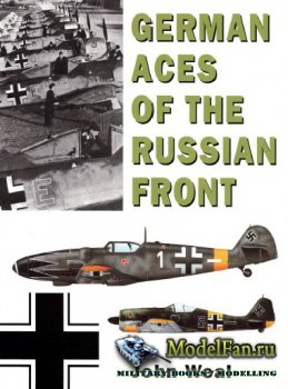 Osprey - General Aviation - German Aces of the Russian Front