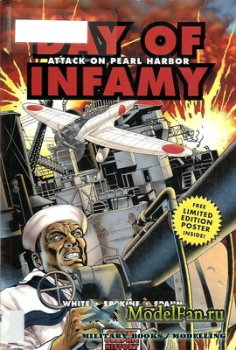 Osprey - Graphic History 1 - Day of Infamy (Attack on Pearl Harbor)