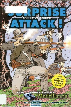 Osprey - Graphic History 4 - Surprise Attak (Battle of Shiloh)