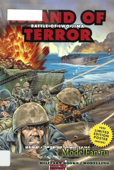 Osprey - Graphic History 5 - Island of Terror (Battle of Iwo Jima)
