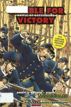 Osprey - Graphic History 6 - Gamble for Victory (Battle of Gettysburg)
