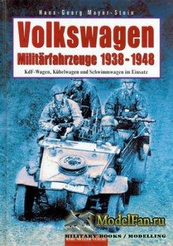 Volkswagen Militarfahrzeuge 1938-1948 (Hans-Georg Mayer-Stein)