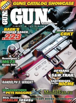 Guns Magazine (October 2003) Vol.49, Number 10-586