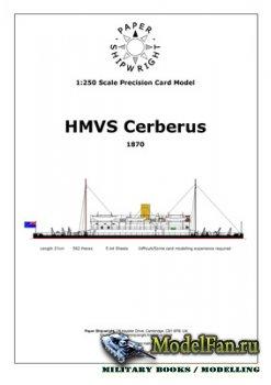 Hamburger Modellbaubogen Verlag (HMV) - Cerberus (1870)