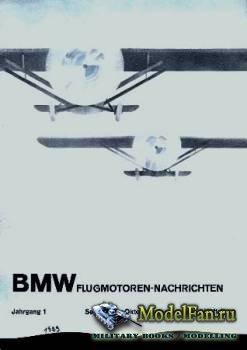 BMW Flugmotoren - Nachrichten. Heft 1. September-Oktober 1929