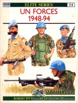 Osprey - Elite Series 54 - UN Forces 1948-94
