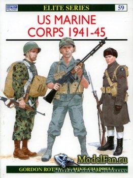 Osprey - Elite 59 - US Marine Corps 1941-1945