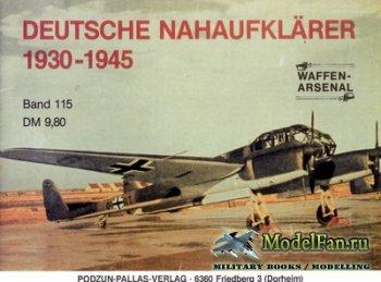 Waffen Arsenal - Band 115 - Deutsche Nahaufklarer 1930-1945