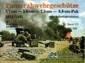 Waffen Arsenal - Band 117 - Panzerabwehrgeschutze 3,7-cm - 5,0-cm - 7,5-cm  ...