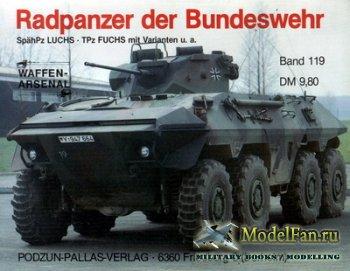 Waffen Arsenal - Band 119 - Radpanzer der Bundeswehr - SpahPz Luchs