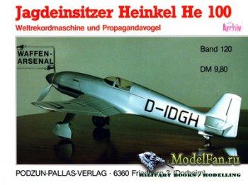 Waffen Arsenal - Band 120 - Jagdeinsitzer Heinkel He 100