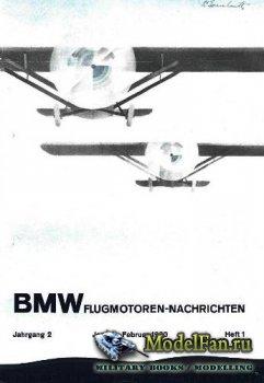 BMW Flugmotoren - Nachrichten. Jahrgang 2. Heft 1. Januar - Februar 1930