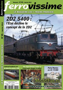 Ferrovissime №45 (January 2012)