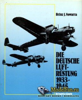 Die deutsche Luftrüstung 1933-1945 - Band 1: Flugzeugtypen AEG - Dorni ...