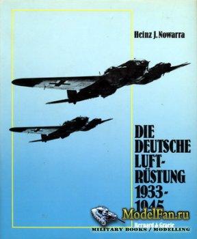 Die deutsche Luftrüstung 1933-1945 - Band 2: Flugzeugtypen Erla-Heinke ...