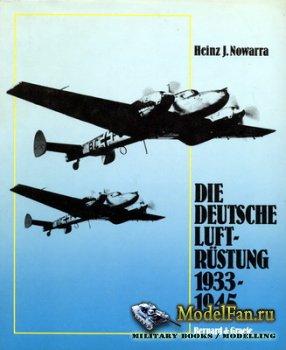 Die deutsche Luftrüstung 1933-1945 - Band 3: Flugzeugtypen Henschel-Me ...