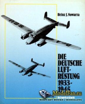 Die deutsche Luftrüstung 1933-1945 - Band 4: Flugzeugtypen MIAG-Zeppel ...