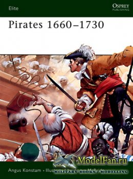 Osprey - Elite Series 67 - Pirates 1660-1730