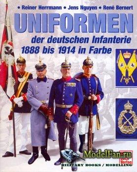 Motorbuch Verlag - Uniformen des deutschen Infanterie 1888 bis 1914 in Farb ...