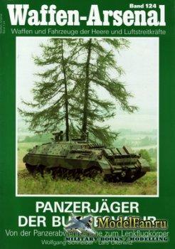 Waffen Arsenal - Band 124 - Panzerjaeger der Bundeswehr
