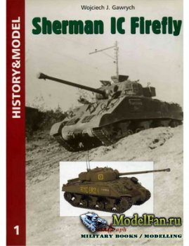 Rossagraph (History & Model 1) - Sherman Ic Firefly